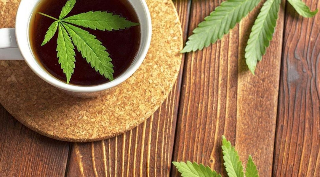 Why drink CBD tea?