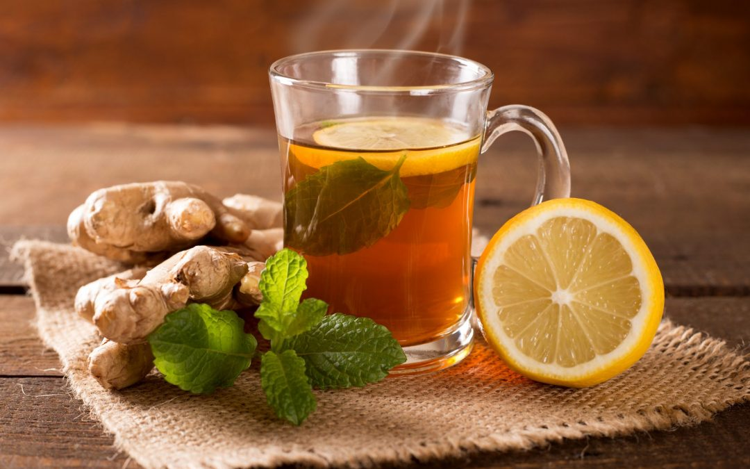 Why is Ginger Tea Good For Digestion?