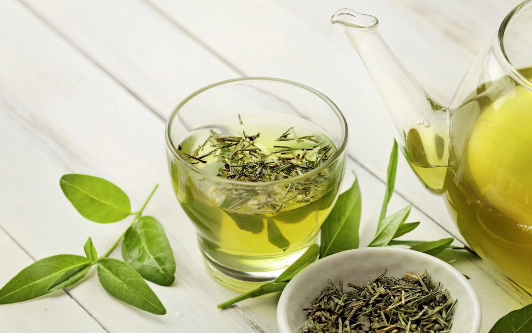 How Green Tea Promotes Weight Loss