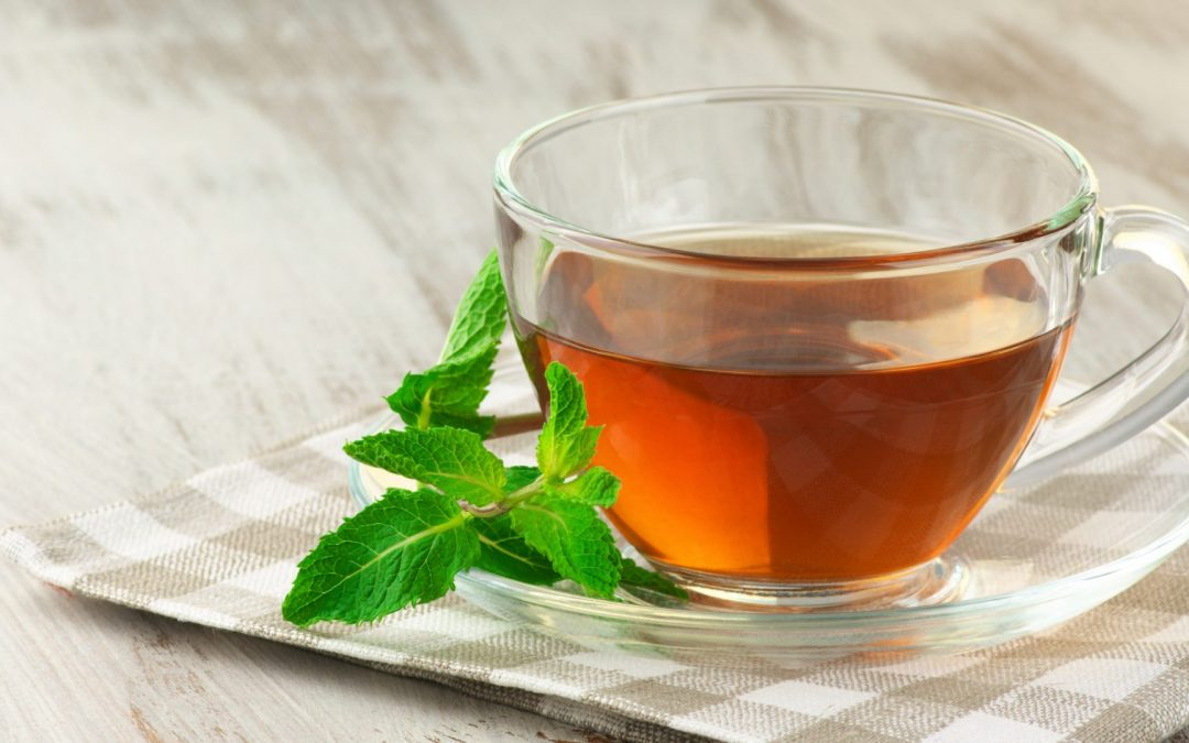 peppermint tea good for acid reflux