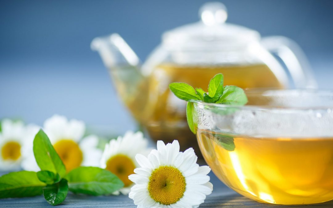 When to Drink Chamomile Tea