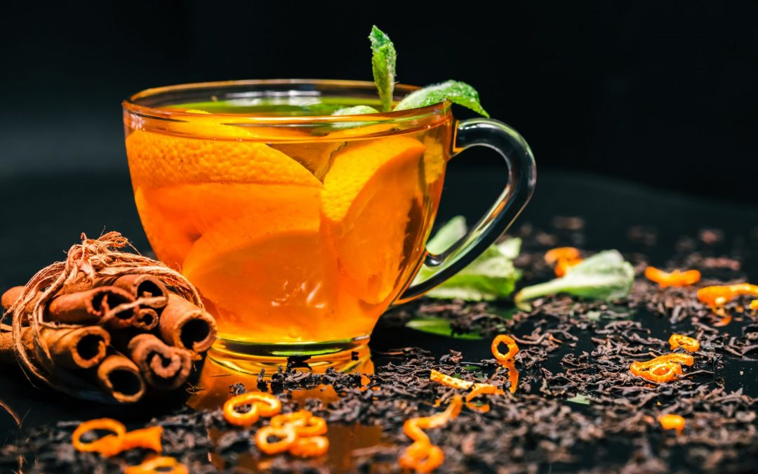 Health Benefits of Orange Peel Tea